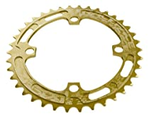 RaceFace Single Ring 34t x 104mm Gold
