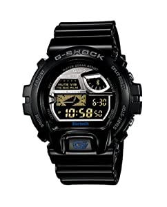 Casio G-shock Gb-6900aa Bluetooth 4.0 Watch (Ios Compatible, Black) Fast Shipping By Fedex