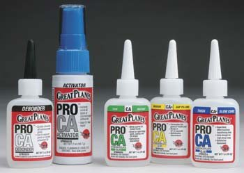Great Planes Pro CA Gift Pack 1 oz Each (Ca Glue compare prices)