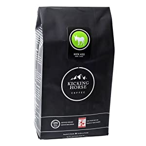Lowest Price Best Deals Kicking Horse Coffee Kick Ass Dark
