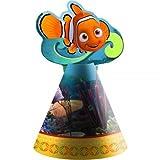 Disney/Pixar Finding Nemo Coral Reef Cone Hats 8 Pack