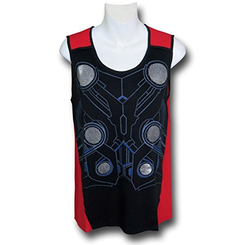 Thor Foil Costume Women's Tank Top