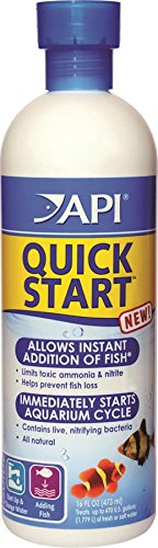 API Quick Start Water Conditioner for Aquariums, 16-Ounce (Fish Tank Conditioner compare prices)