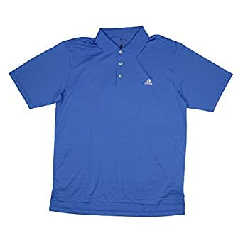 Adidas mens golf athletic royal blue button up short for Royals button up shirt