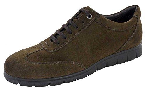 Soldini - Sneakers - Soldini Uomo - 19301-V-M80 - 44, Moka