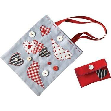 Button Bag & Purse Kit