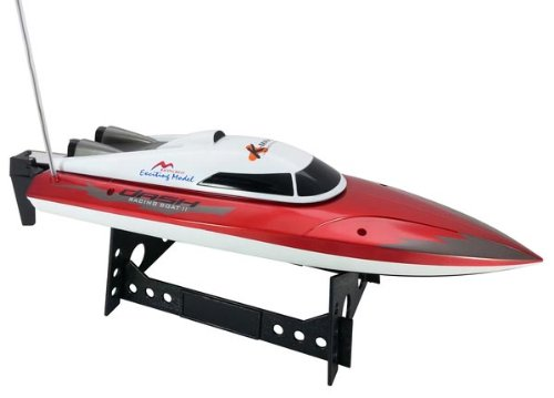 Remote-Control-Boat-Water-Wizard-RC-Boat-Fast-Fun-Speed-Boat-by-ThinkGizmos