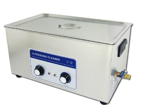 500W/ 22L Commercial Grade Heating Lab Mechanical Circuit Boards Hardware Parts Ultrasonic Cleaner 110V/220V