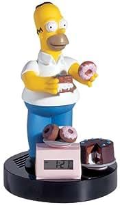 The Simpsons - Homer Simpson Talking Alarm Clock