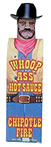 Whoop Ass Chipolte Fire Bbq Sauce by Southwest Specialty Food Inc.