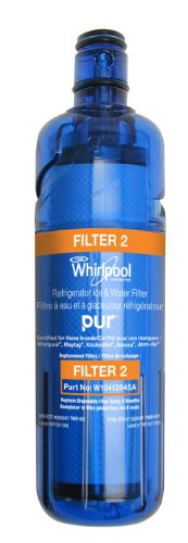 Why Should You Buy Whirlpool W10413645A Refrigerator Water Filter