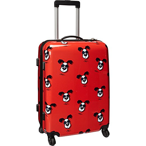 ed-heck-looking-cool-hardside-25-inch-spinner-red-one-size
