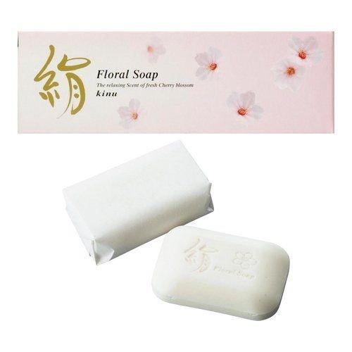 絹石鹸フローラルソープバス 風呂用品