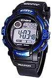 Men Boy Digital Acrylic Alarm LED Luminous Sports Watch