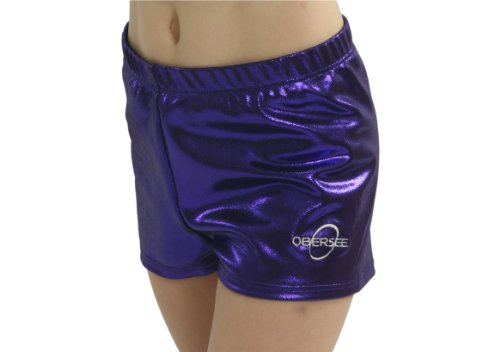 obersee-o3gs004cl-madchen-gymnastik-shorts-grosse-l-purple