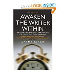 Image: Cover of Awaken the Writer Within