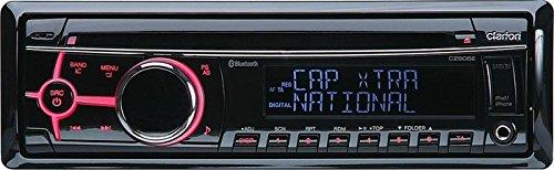Clarion-cz505e-Autoradio-CDDVD-schwarz