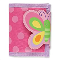 Stephen Joseph Butterfly Wallet