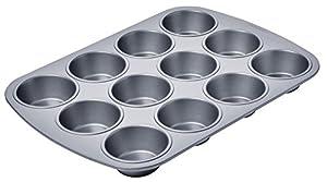 Chicago Metallic Betterbake Non-Stick 12-Cup Regular Muffin Pan