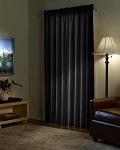 velvet blackout curtains
