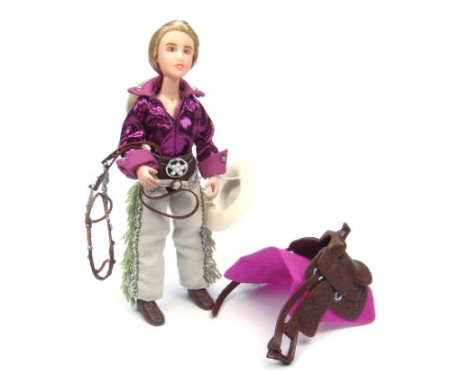 Breyer Kaitlyn Cowgirl - Rider for Breyer Classics Toy Horses
