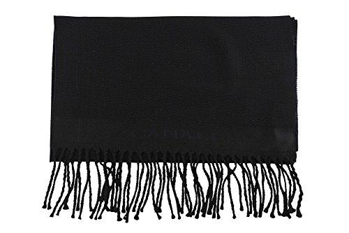 canali-bufanda-negro-lana-182-cm-x-36-cm