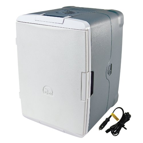 Igloo Cool Chill 40 with 110V Converter (40-Quart, Mercury)
