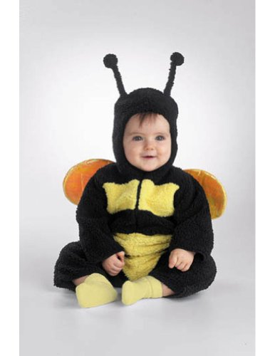 Baby-Toddler-Costume Buzzy Bumble Bee Toddler Costume 12-18 Mnths Halloween