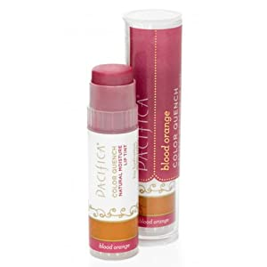 Pacifica Color Quench Natural Moisture Lip Tint Blood Orange 1