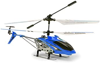 Helicóptero SYMA S107G 3 canales infrarrojos con Gyro (azul)