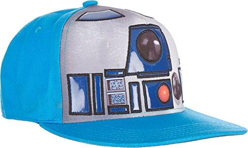 Star Wars Boys R2-D2 Hat One Size Blue