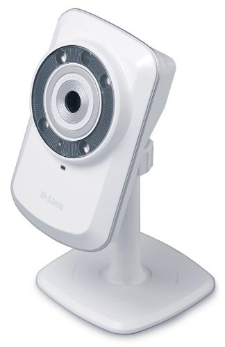 D-Link Wireless Day/Night Network Surveillance Camera With Mydlink-Enabled (Dcs-932L)