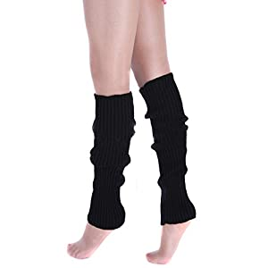 MERSUII™ Winter Leg Foot Warmer Knee High Knit Knitting Boot Socks Socking