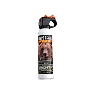 Guard Alaska™ Bear Defense Spray
