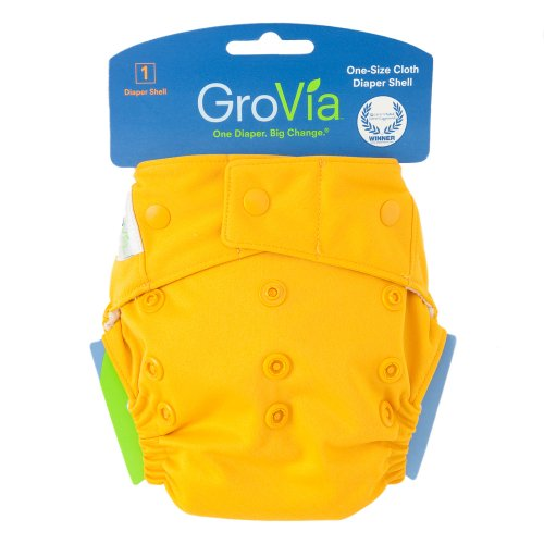 GroVia One-Size Diaper Shell - Snaps - 1