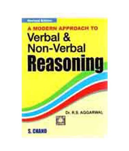 A Modern Approach to Verbal & Non-Verbal Reasoning Image