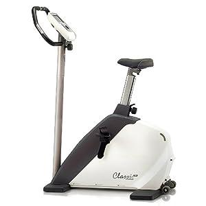 Tunturi Classic U 3.0 Upright Exercise Bike - White