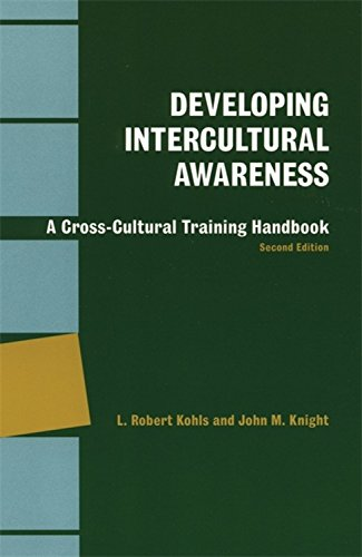 Developing Intercultural Awareness: A Cross-Cultural Training Handbook