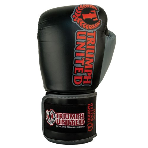 Triumph United Death Star Leather Boxing Glove 12oz (Triumph United Gloves compare prices)