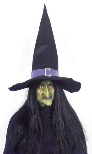 Witch Hat Costume Accessory