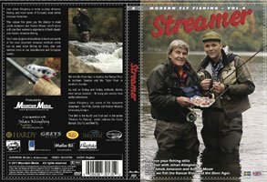 MODERN FLY FISHING VOL 4: STREAMER by Johan Klingberg (Fly Fishing Tutorial DVD)