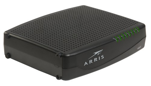 Arris TM822G Touchstone® DOCSIS 3.0 8x4 Ultra-High Speed Telephony Modem Large Image