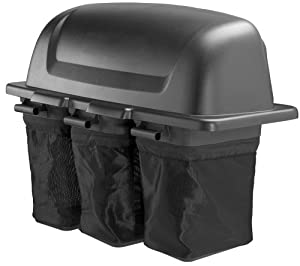 Poulan Pro Soft-Sided Grass Bagger Fits all Poulan Pro 48-inch Riding Lawn Mowers 960730025 from Poulan