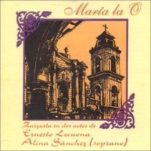 Santana - Maria la O Zarzuela Cubana de Ernesto Lecuona - Zortam Music