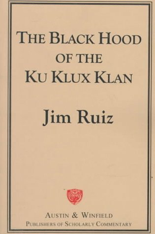 The Black Hood of the Ku Klux Klan (Klan Hood compare prices)