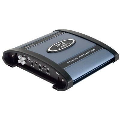 Pyle Academy Plam1200 Car Amplifier - 50 W @ 4 Ohm - @ 2 Ohm1200 W Pmpo - 2 Channel (Plam1200) -