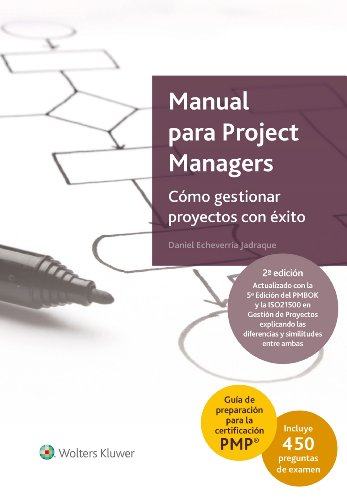 MANUAL PARA PROJECT MANAGERS.