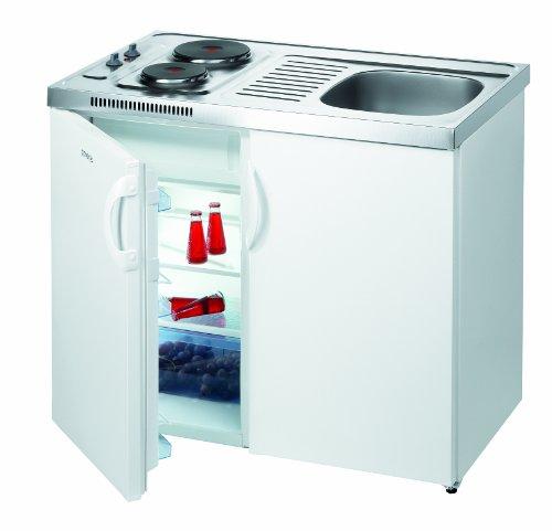 Gorenje MK 110 S-R 41 Mini-Küchen / 100 cm / Pantry Küche / weiß