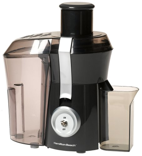 Hamilton Beach 67650 Big Mouth Juice Extractor, Grey