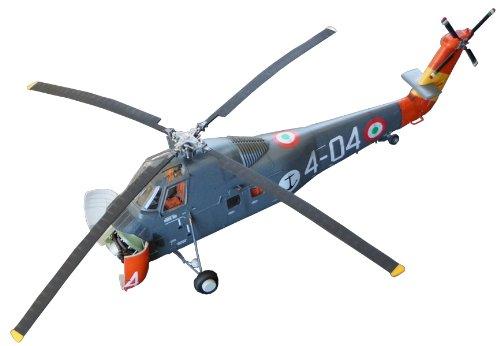 Maquette Hélicoptère : Sikorsky H-34 Hélicoptère US Navy Rescue 1972